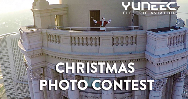 Christmas photo contest dronestagram