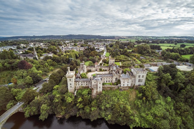 Lismore Castle,Ireland