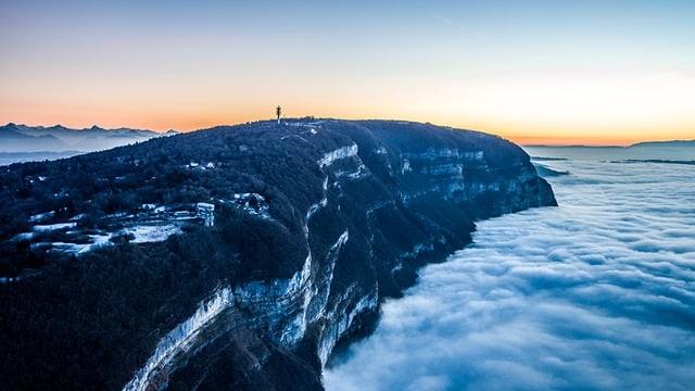 Above the Fog –  Drone Vidéo