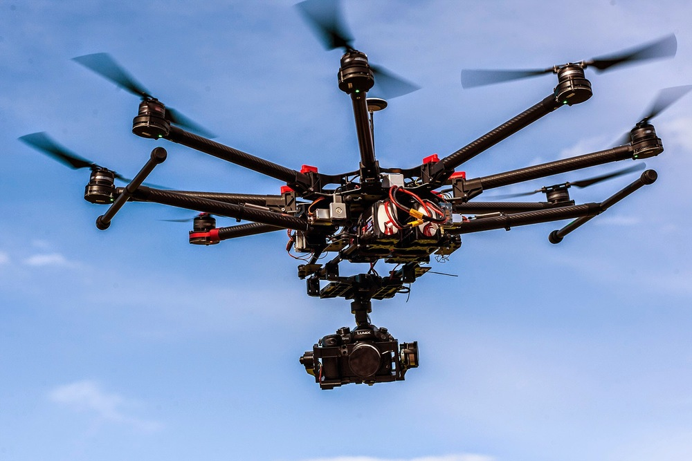 Flying Cameras by Aerial Agents