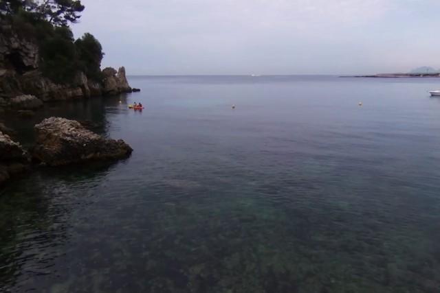 Baie des milliardaires, Cap d'Antibes