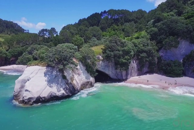 Cathedral Cove, Hahei, Coromandel Peninsula, New Zealand