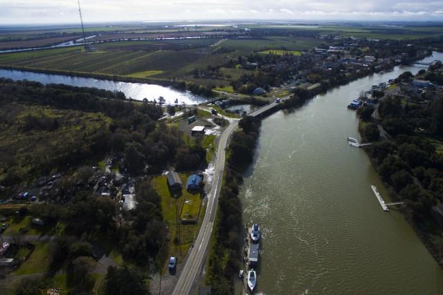 Sacramento River – Delta