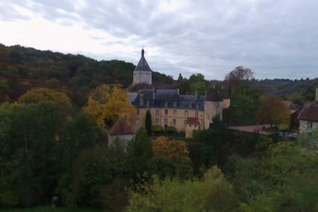 Château de Gargilesse, Gargilesse