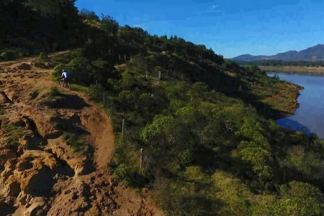 guatavita, cundinamarca, colombia