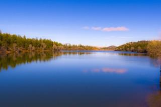 Lynk Lake, Prescott AZ Aerial Photography
