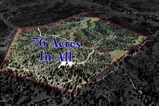 Las Vegas Ranch Prescott AZ 76 Acres for sale