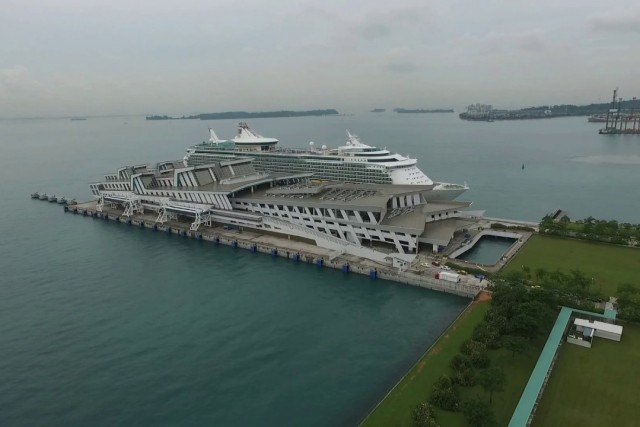 Marina Bay Cruise Centre, Singapore