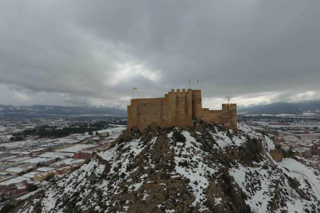 Castillo de Castallallo de Castalla