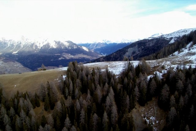 Obermutten, Grison, Switzerland