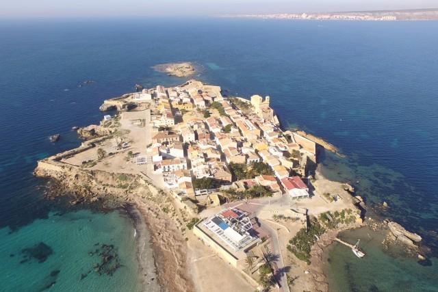 Isla de Tabarca,Alicante,España