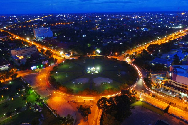 Palangka Raya, central borneo, Indonesia
