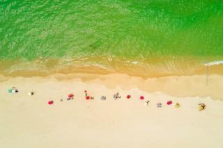 Beautiful summer day in Rio