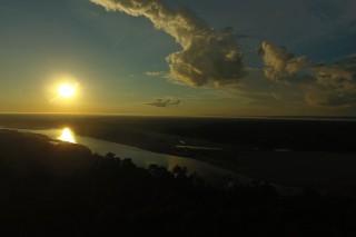 Rainforest Sunrise
