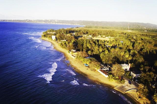 Playa Aguada Puerto Rico