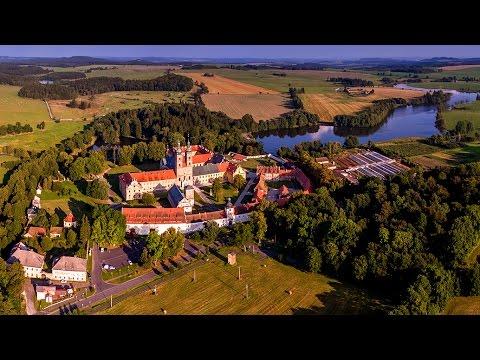 Premonstratensian Monastery, Teplá, West Bohemia, Czech Republic