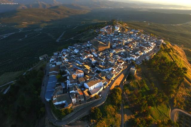 Iznatoraf, Jaén, Spain.