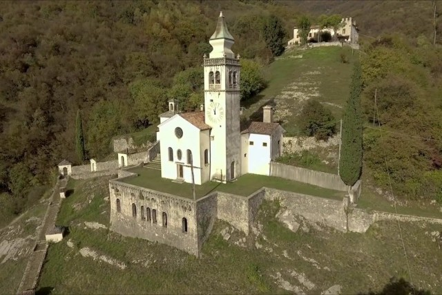 San Francesco Church, Veneto, Italy