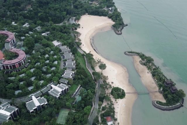 Singapore – Sentosa, Marina Bay Sands, Heartlands