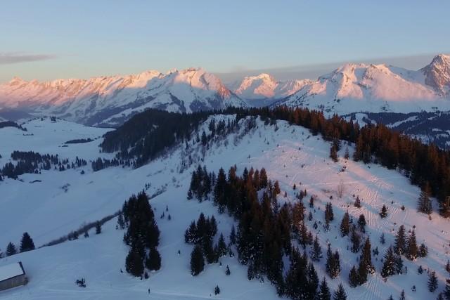 Montagne de Vaunessin, Thônes