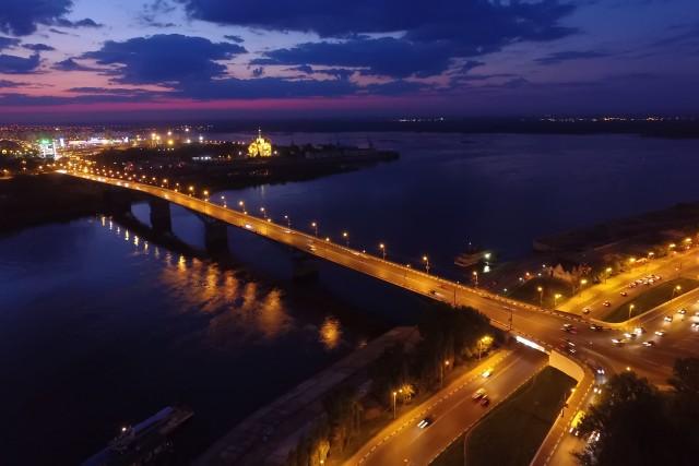 Nizhny Novgorod, Kanavinsky bridge