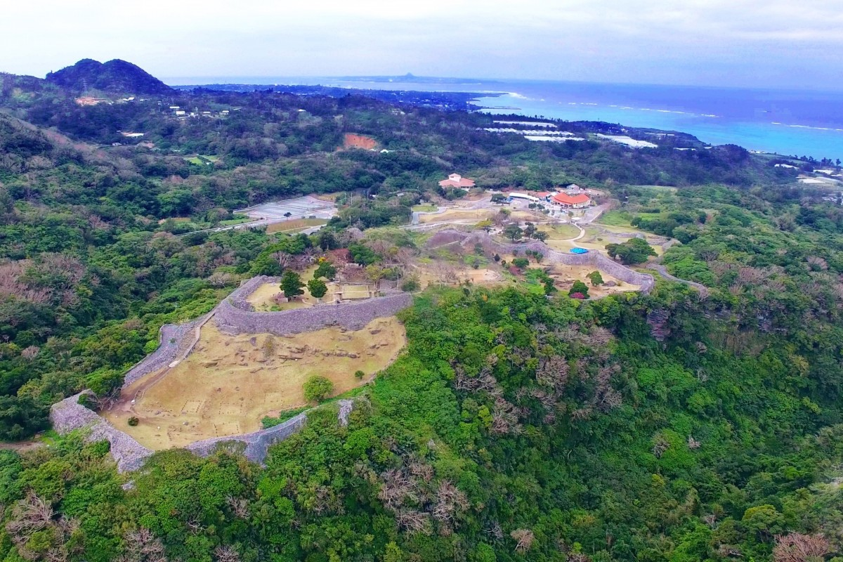 The Ruins Of Okinawa (3) The Nakagusuku Kogen Hotel ... |Okinawa Japan Ruins