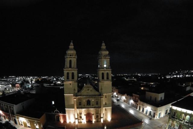 Catedral de Campeche, México
