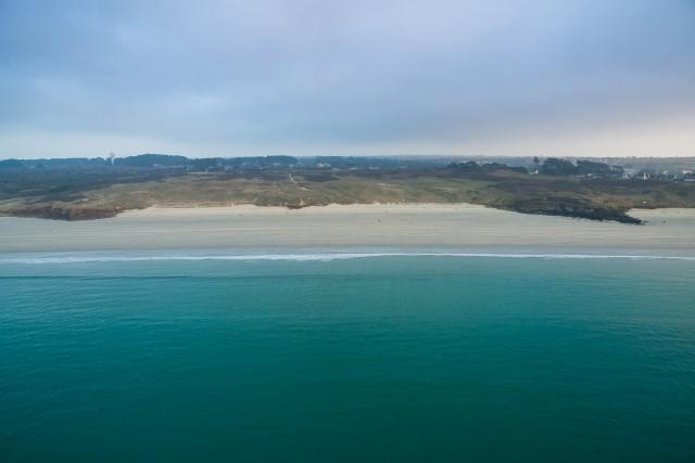 Plage des Blancs Sablons, Le Conquet, Finistère, Bretagne, France
