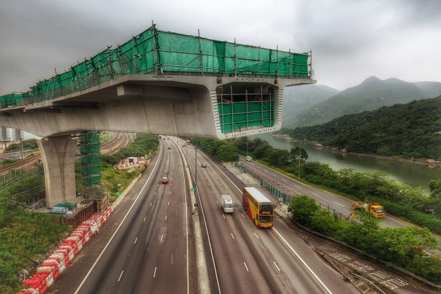 North Lantau Highway