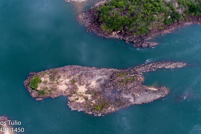 Rio Tocantins, Miracema, Tocantins, BR