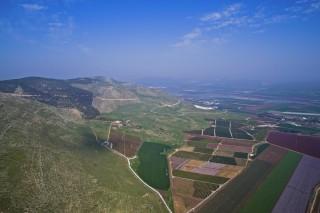 Mount Gilboa, Israel