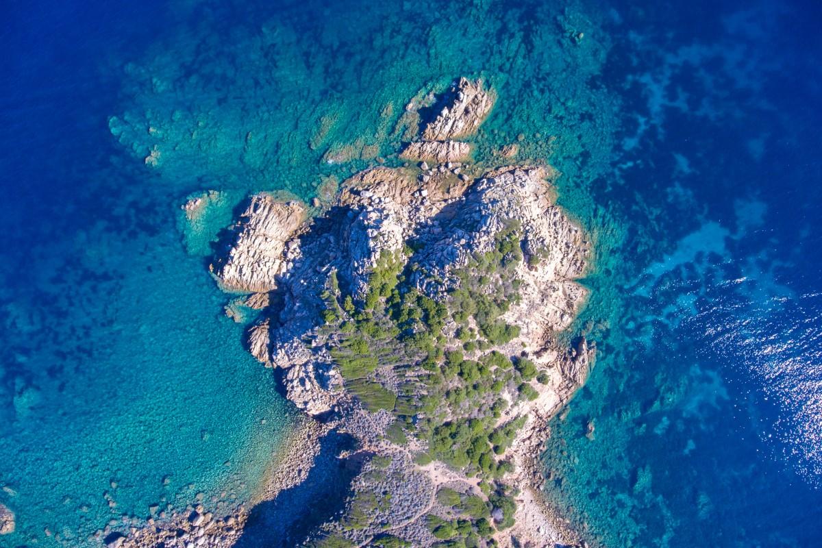 Cape di Muru, Corsica, France