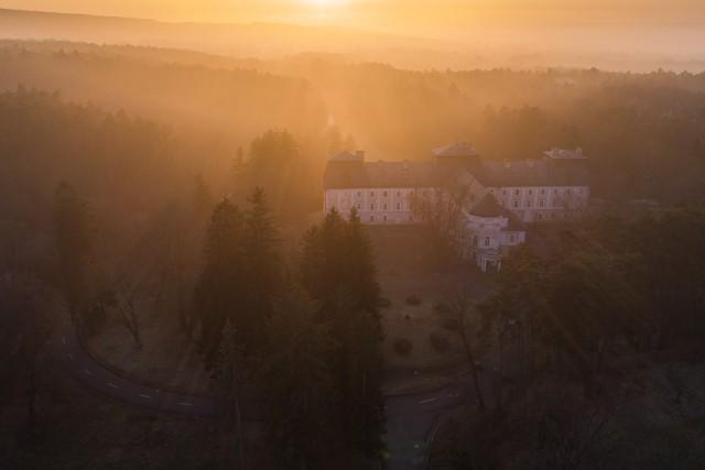 old castle, Horne Lefantovce, Slovakia