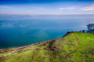 Sea of Galilee, Israel