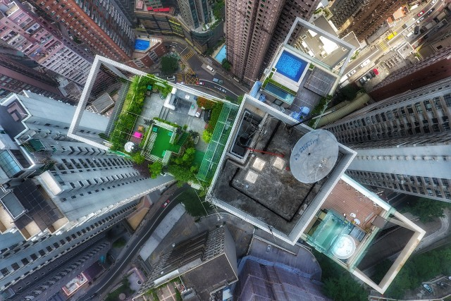 Midlevels Hong Kong