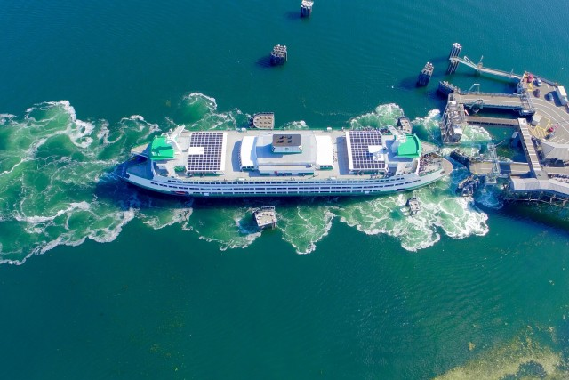 Eagle Harbor, Bainbridge Island, WA