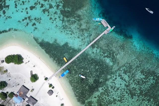 Kanawa Island, Indonesia