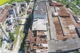 Communist era factory