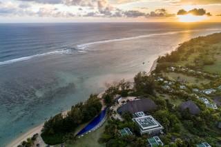So Sofitel Bel Ombre Mauritius