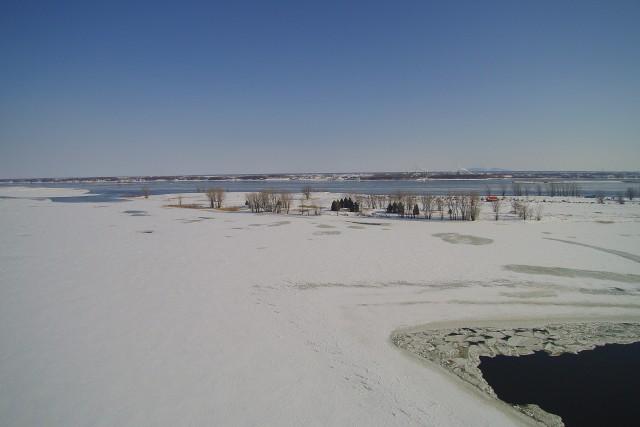 Parc St Laurent Repentigny Qc Canada