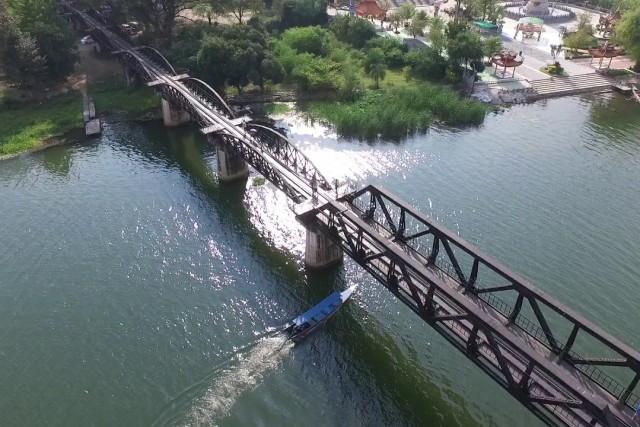 Bridge over the Kwai River