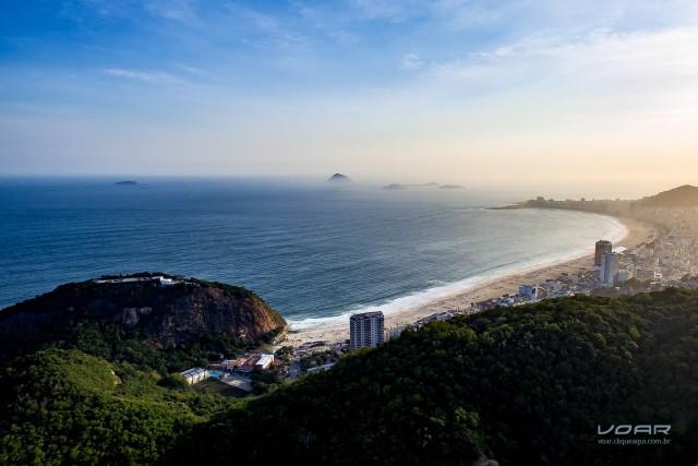 Copacabana Beach, Rio, RJ