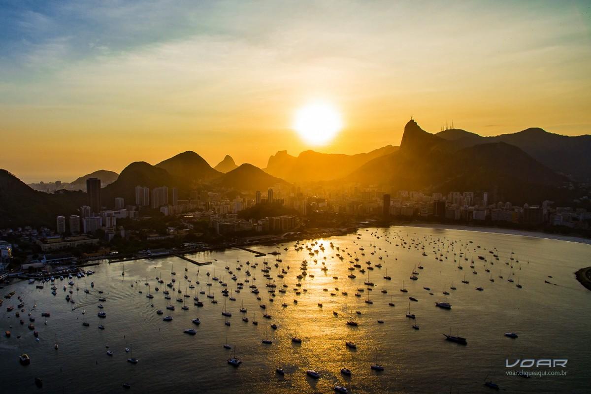 Botafogo Cove, Rio de Janeiro, Brazil
