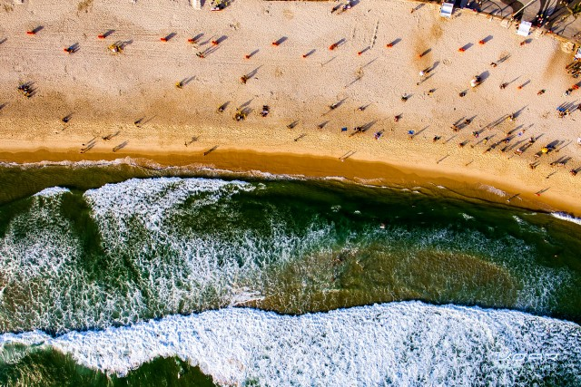 Ipanema Beach, Rio, Brazil