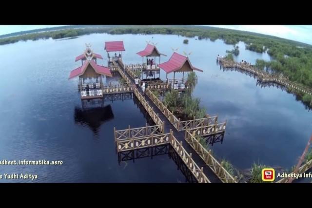 Kereng Bangkirai, Palangka Raya, Central Kalimantan, Indonesia