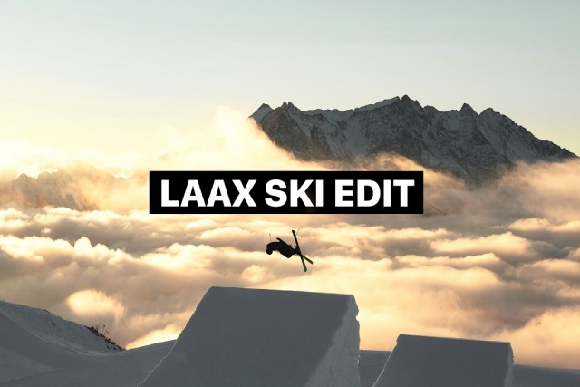 Laax, Switzerland – Ski Video