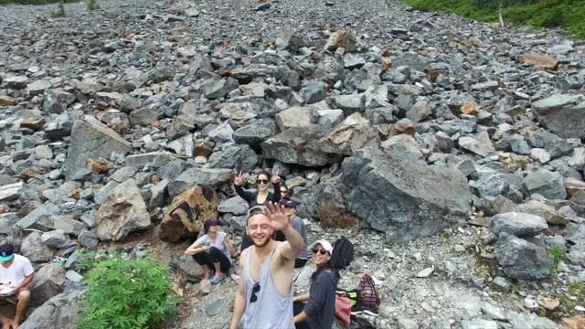Lake Serene / Bridal Veil Falls Trailhead