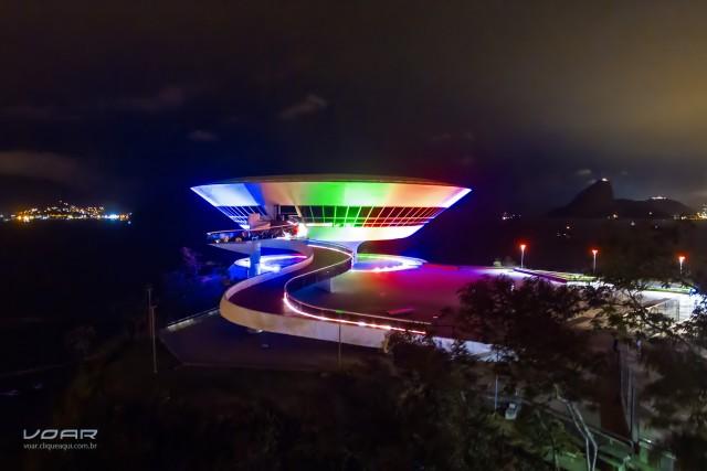 Museu de Arte Contemporânea de Niterói, RJ