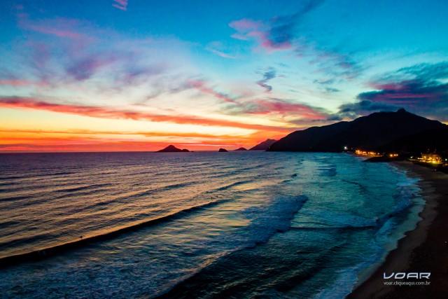 Macumba Beach, Rio, Brazil