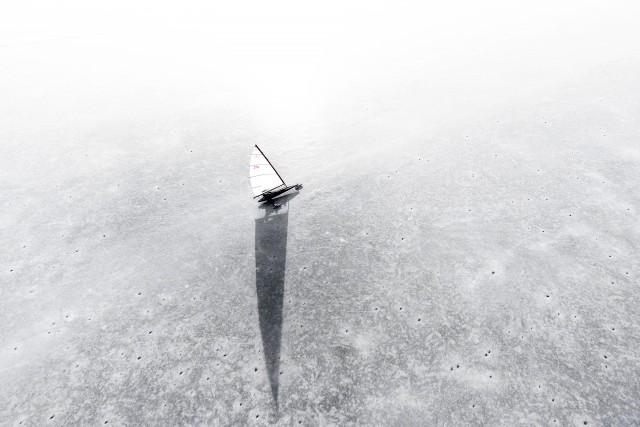 Müggelsee on Ice